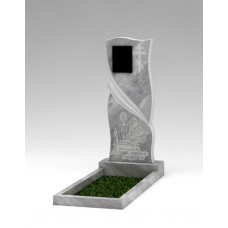 Памятник мрамор №ГГ-1017
