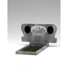 Памятник мрамор №ГГ-1089