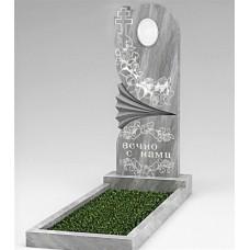 Памятник мрамор №ГГ-1105