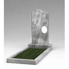 Памятник мрамор №ГГ-1124
