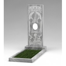 Памятник мрамор №ГГ-1126