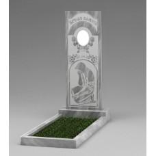 Памятник мрамор №ГГ-1127