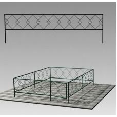 Ограда сварная №ГГ-СВ-03
