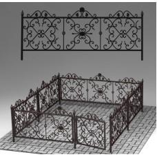 Ограда кованая №ГГ-ОГ-30